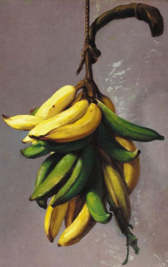 Francisco Oller - Plátanos Amarillos 1892-93 nr 2