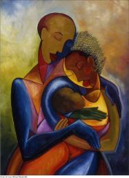 'Circle of Love' by Michael Escoffery